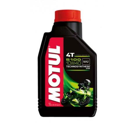 Olej MOTUL 5100 10w40 półsyntetyczny