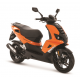 Peugeot SPEEDFIGHT 4 Pulsar Orange