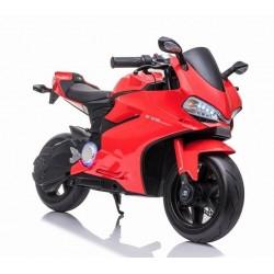 WIELKI MOTOR ŚCIGACZ PERFECT WOLNY START, 250 WAT, ŁAŃCUCH, TARCZOWE HAMULCE, MIĘKKIE KOŁA/SX1628-24V