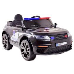AUTO NA AKUMULATOR NAJNOWSZA POLICJA 4X4, KOGUTY , DŹWIĘKI, PILOT/BLT-201