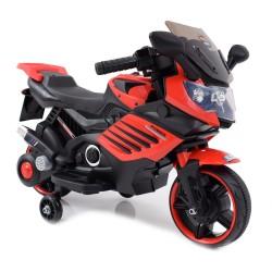 MOTOR ŚCIGACZ POWER 158 - PIERWSZY MOTOREK DLA DZIECKA, MIĘKKIE SIEDZENIE/LQ158