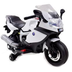 MOTOR ŚCIGACZ MIĘKKIE SIEDZENIE/LB9909