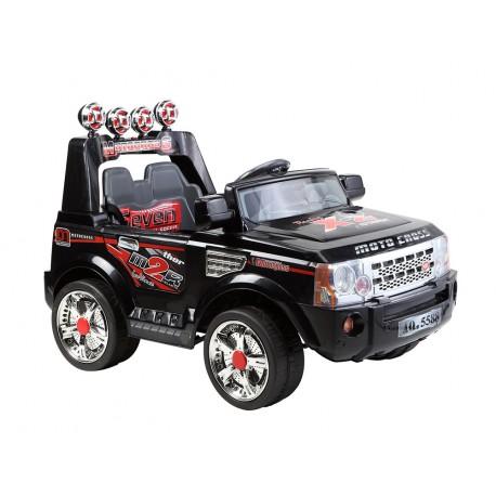 Olbrzymi Jeep Land 2 silniki 4 biegi+pilot/012