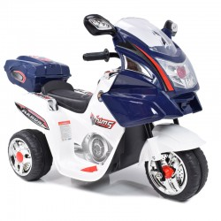 NOWY MOTOR, MOTOREK POLSKA POLICJA ŚCIGACZ/ HC-1018