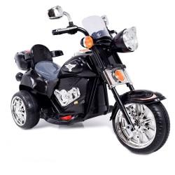 MOTOR CHOPPER Z OPARCIEM I DŹWIĘKAMI/C119