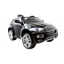 ORYGINALNE BMW X6 W NAJLEPSZEJ WERSJI,MIĘKKIE SIEDZENIE ,KOŁA EVA.,2.4 Ghz, LAKIER/JJ258