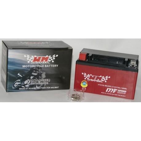 WM Akumulator żelowy 12V 7Ah