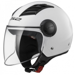 KASK LS2 OF562 AIRFLOW L SOLID WHITE